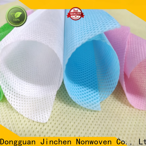 Jinchen pp spunbond non woven fabric cloth for agriculture