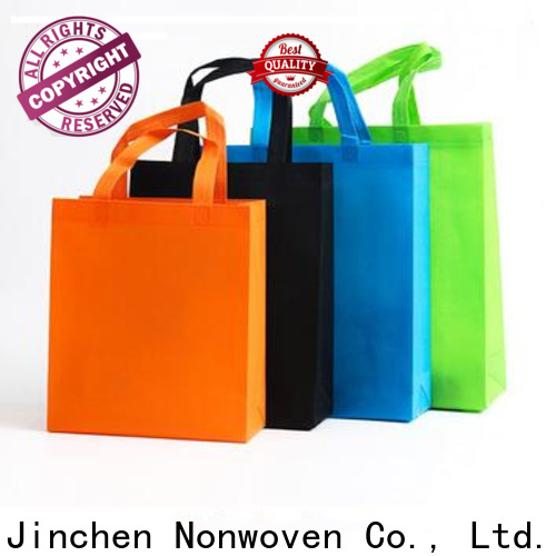 reusable non woven tote bags wholesale with customized logo for sale
