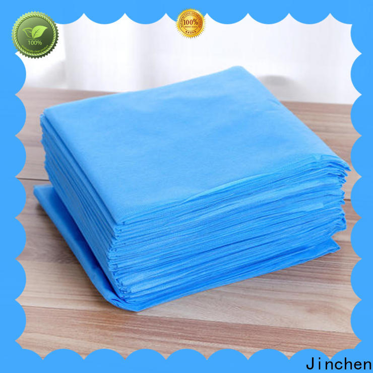 Jinchen top pp spunbond non woven fabric manufacturer for agriculture