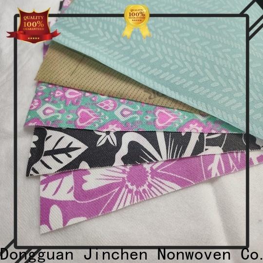 Jinchen best pp spunbond non woven fabric supplier for sale