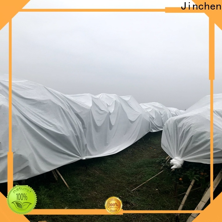 Jinchen agricultural fabric suppliers landscape for garden