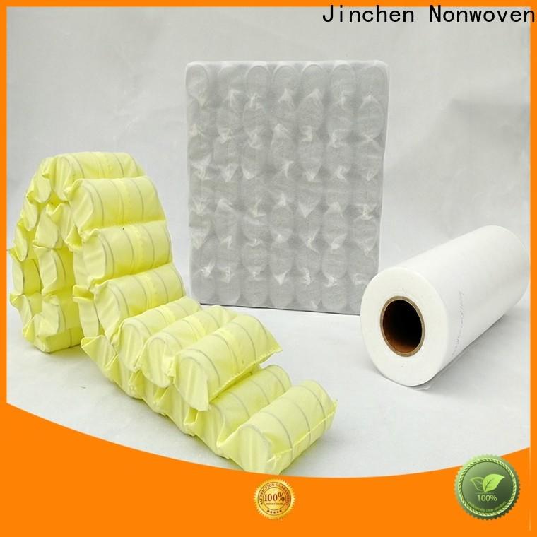 Jinchen new pp non woven fabric factory for mattress