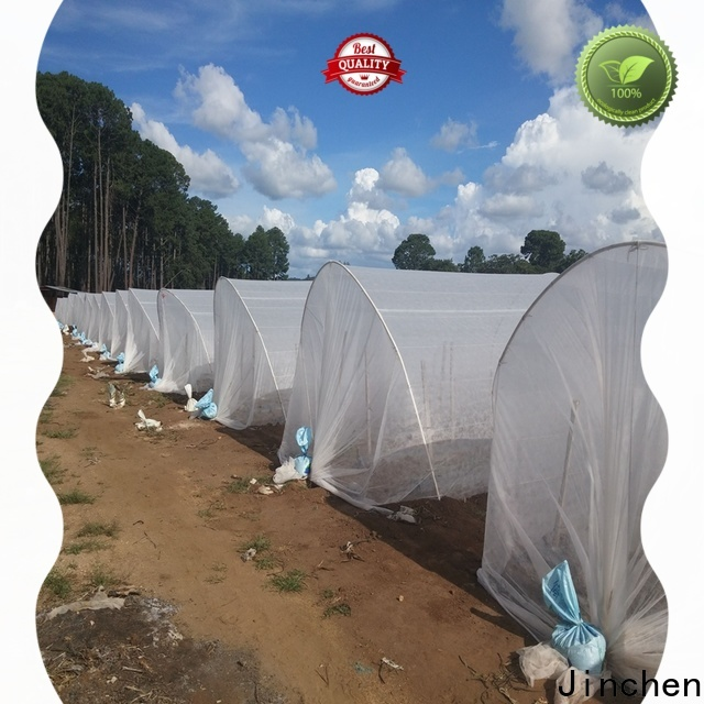 Jinchen ultra width agricultural cloth ground treated for greenhouse
