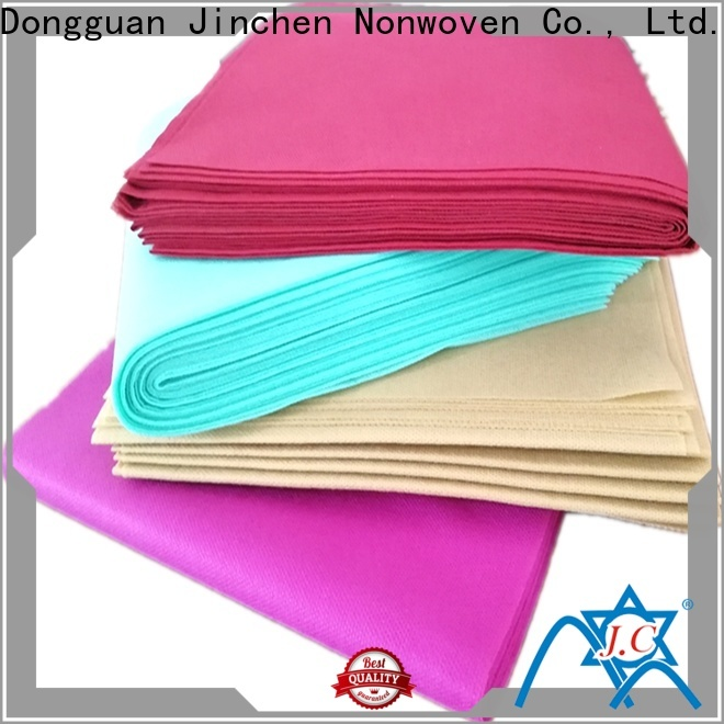custom non woven fabric tablecloth for busniess for dinning room