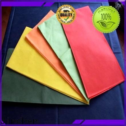 Jinchen wholesale tnt non woven material supplier for sale
