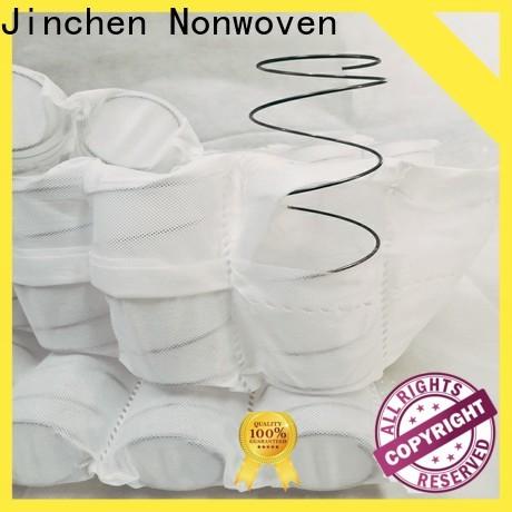 Jinchen pp non woven fabric supplier for spring