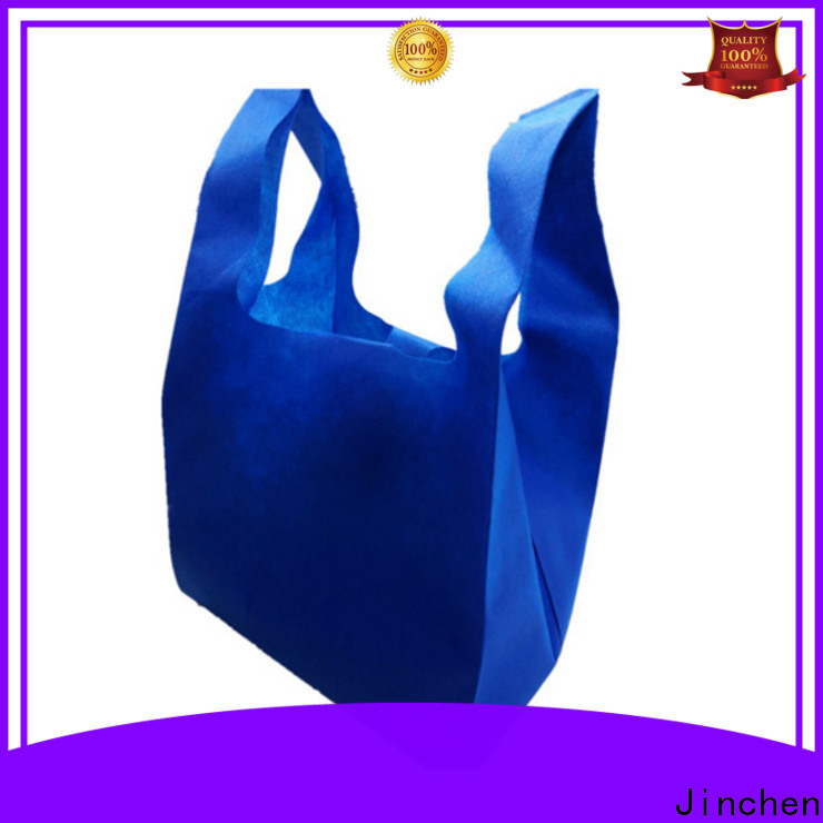 Jinchen non plastic carry bags package for sale