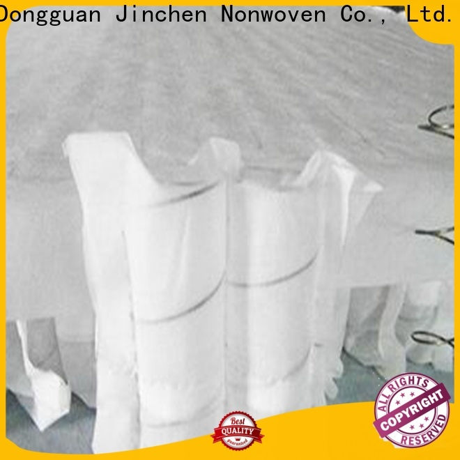 Jinchen superior quality pp non woven fabric for busniess for pillow