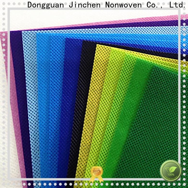 Jinchen waterproof PP Spunbond Nonwoven supplier for agriculture