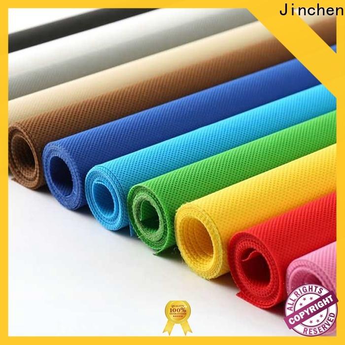 Jinchen reusable polypropylene spunbond nonwoven fabric bags for sale