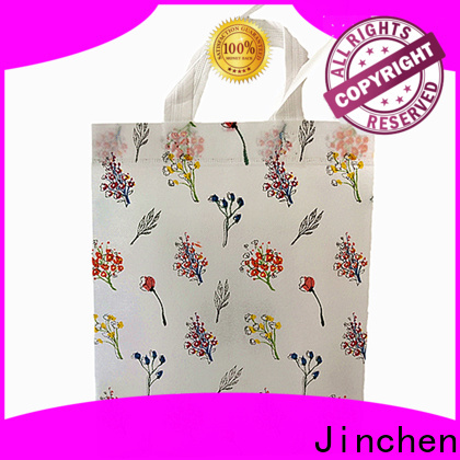 Jinchen recyclable non woven bags wholesale package for sale