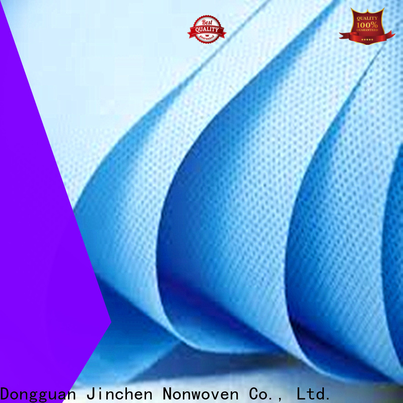 Jinchen polypropylene spunbond nonwoven fabric supplier for sale