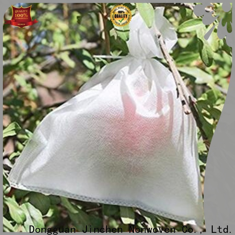 Jinchen best non woven fabric bags company for supermarket