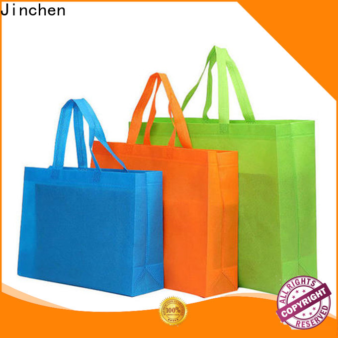 Jinchen non plastic bags handbags for shopping mall