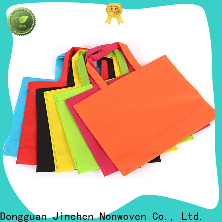 Jinchen non plastic carry bags handbags for sale