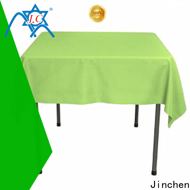 custom non woven cotton company for dinning room