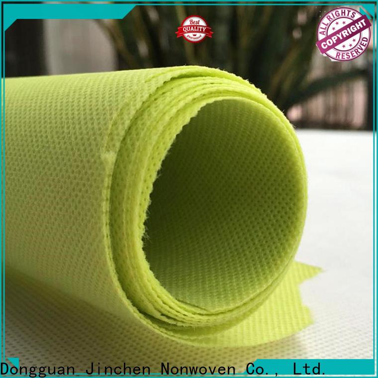 reusable pp spunbond nonwoven fabric manufacturer for furniture