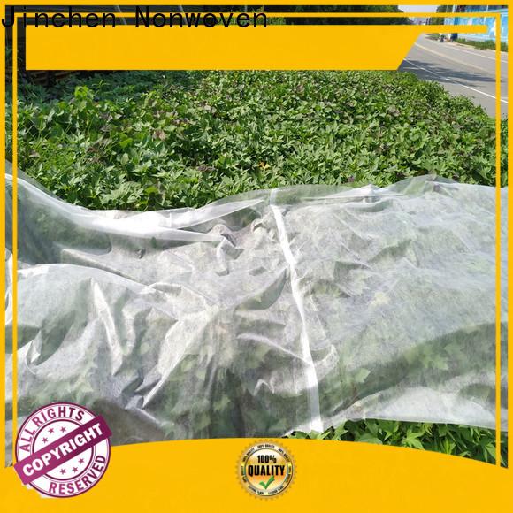 Jinchen wholesale spunbond nonwoven fabric ground treated for garden