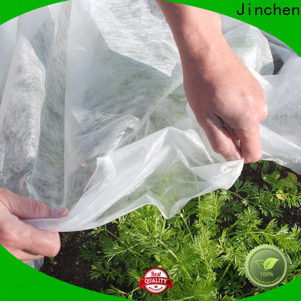 Jinchen latest agricultural cloth fruit cover for garden