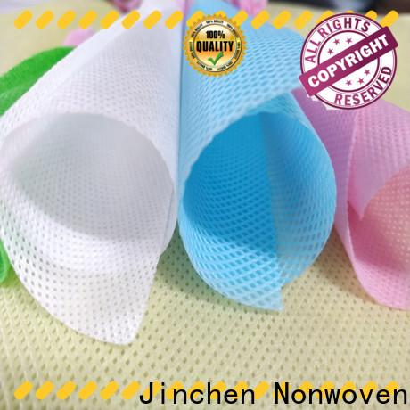 Jinchen polypropylene spunbond nonwoven fabric covers for sale