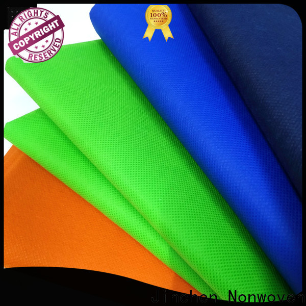 Jinchen best pp spunbond non woven fabric for busniess for sale