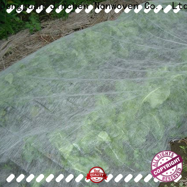 Jinchen high quality agriculture non woven fabric forest protection for greenhouse