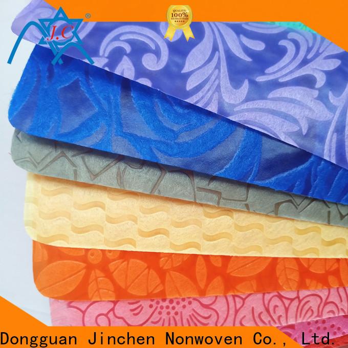 Jinchen top polypropylene spunbond nonwoven fabric for busniess for sale