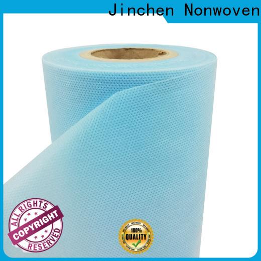 Jinchen top medical nonwovens supply for personal care
