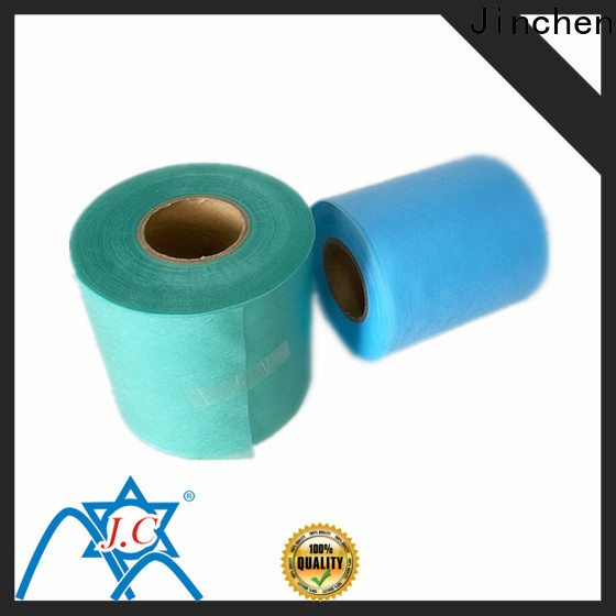 Jinchen medical non woven fabric supply for medical products
