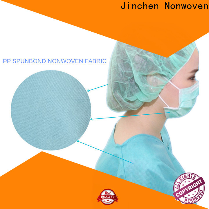 Jinchen medical nonwoven fabric suppliers for personal care