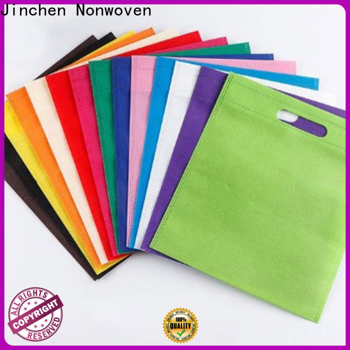 Jinchen best non woven bags wholesale for busniess for supermarket