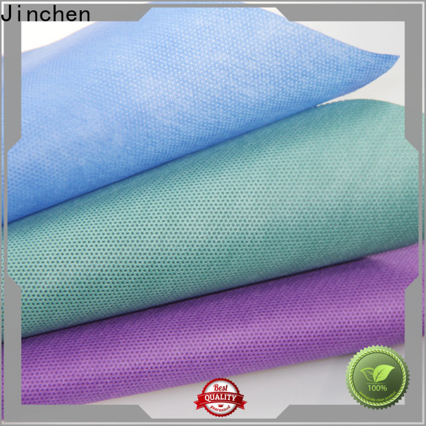 Jinchen medical nonwoven fabric suppliers for hospital