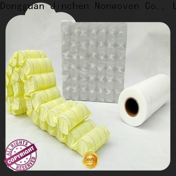 Jinchen pp non woven fabric tube for pillow