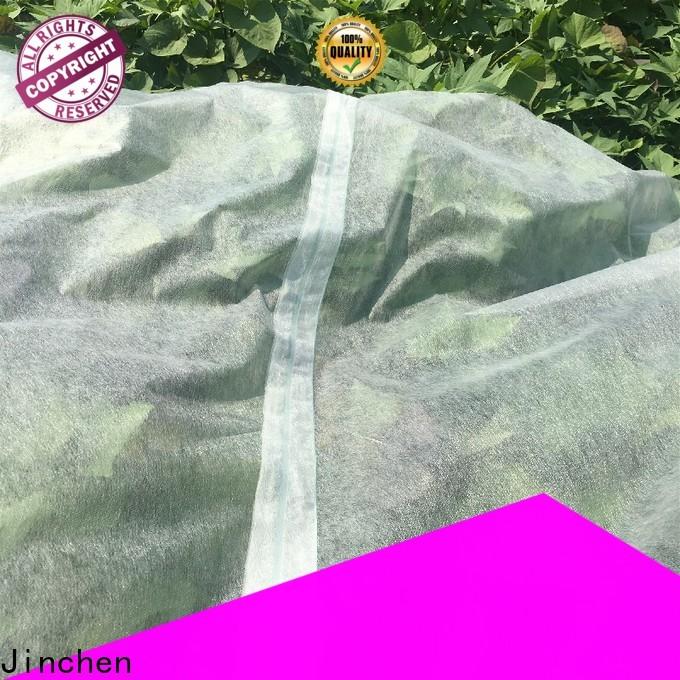 Jinchen wholesale agriculture non woven fabric landscape for tree