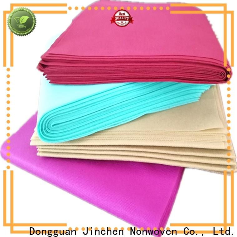 Jinchen tnt tablecloth for busniess for restaurant