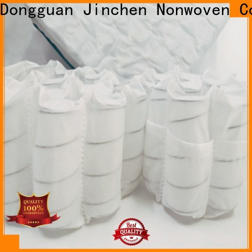 Jinchen pp non woven fabric supplier for bed