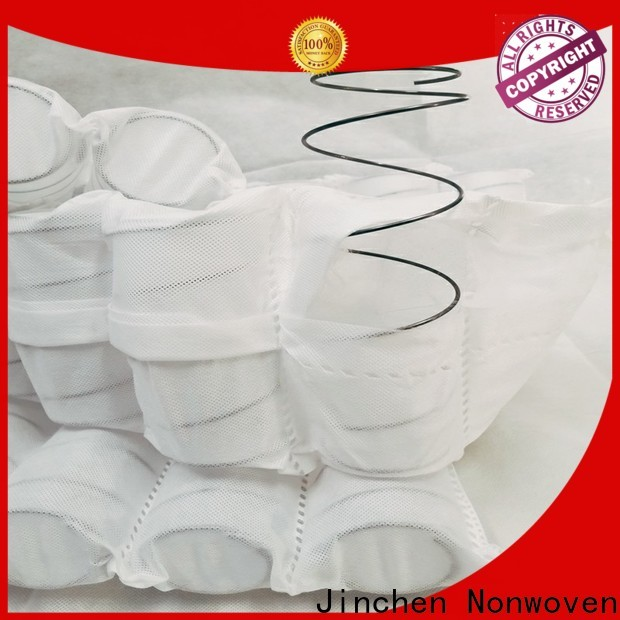 Jinchen wholesale non woven fabric products tube for mattress