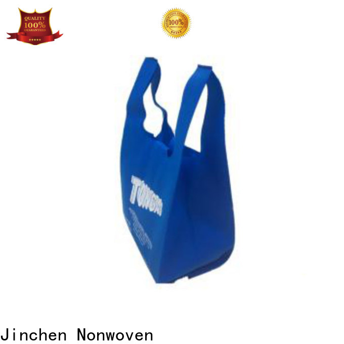 Jinchen non plastic bags factory for sale