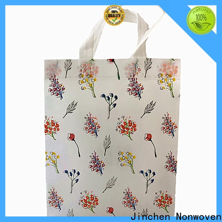 Jinchen u cut non woven bags handbags for sale