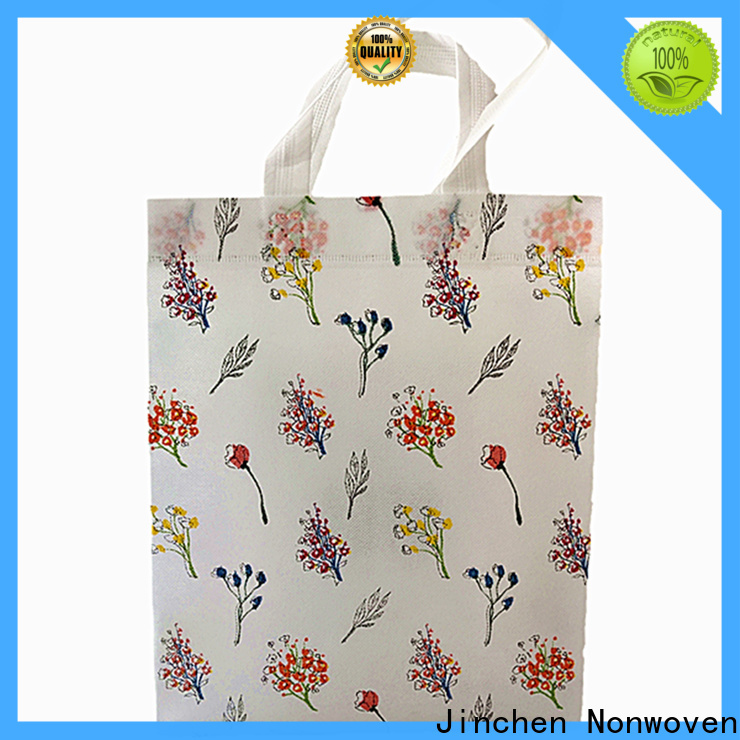 Jinchen u cut non woven bags handbags for sale