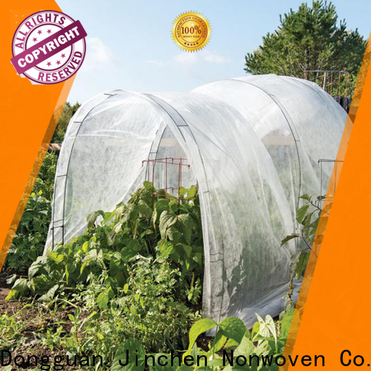 Jinchen agricultural fabric suppliers fruit cover for greenhouse