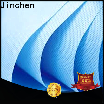 Jinchen high quality polypropylene spunbond nonwoven fabric with customized service for sale