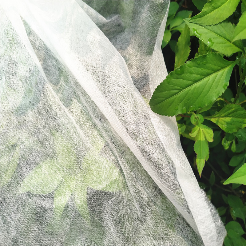 PP Spunbond Non woven Fabric Agriculture Nonwoven Fabric Anti UV Ultra-width 100% PP
