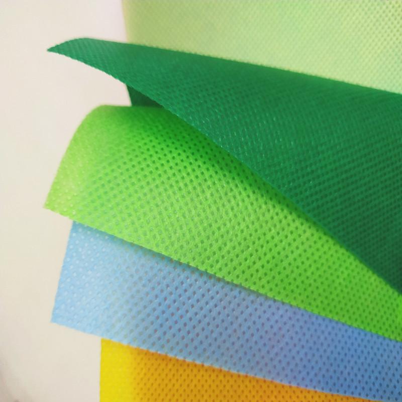 PP Spunbond Nonwoven Fabric TNT Nonwoven 100% Polypropylene