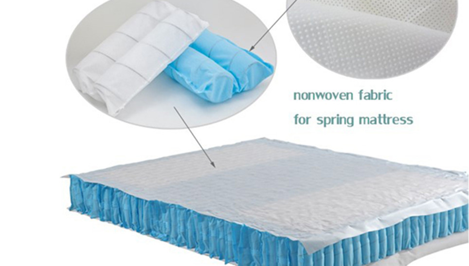 How to make mattress with nonwoven fabric ?