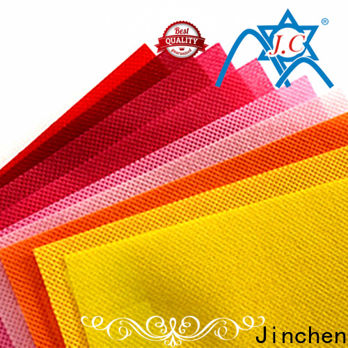customized embossed non woven fabric awarded supplier for sale