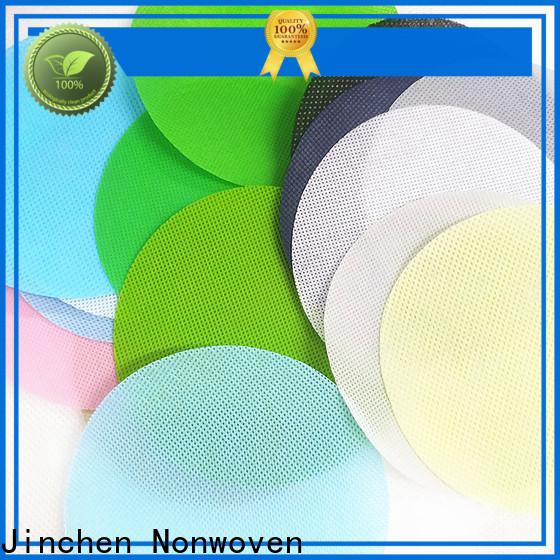 Jinchen custom PP Spunbond Nonwoven supplier for furniture
