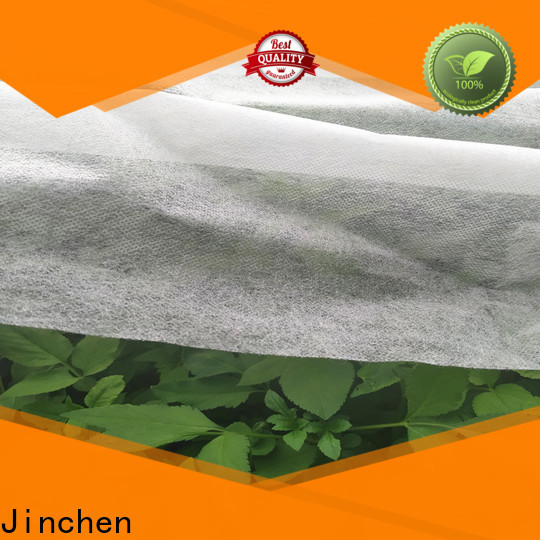 Jinchen anti uv agricultural cloth wholesaler trader for greenhouse
