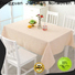 Jinchen new tnt tablecloth spot seller for dinning room