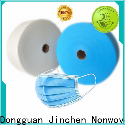 Jinchen medical non woven fabric supplier for personal care